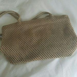 "The Sak Bags - Original 14""x10# the sak crocheted bag"